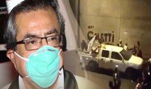 Callao: entregada de canastas en Puerto Nuevo terminó en balacera