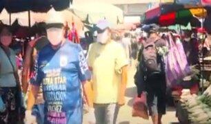 """La Victoria: comerciantes inician su jornada en """"La Parada"""""""