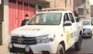 Carabayllo: policías y serenos del distrito detienen a ciudadanos por salir sin mascarilla