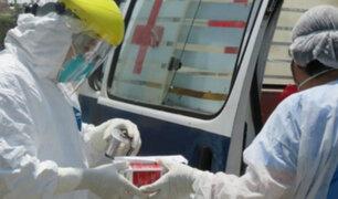 COVID-19: más de 5 mil fallecidos en nuestro país, informó el Minsa