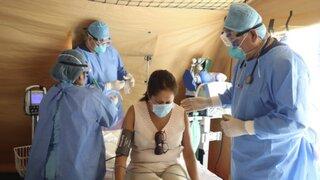 Covid-19 en Perú: 7,212 nuevos pacientes recuperados y acumulado alcanza los 522,251
