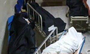 Reportan graves deficiencias sanitarias y mal manejo de cadáveres en hospital Carrión