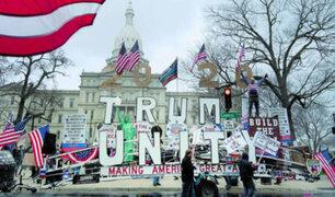 Líderes mundiales critican decisión de Trump de cortar fondos a la OMS