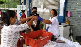 Piscicultores del VRAEM presentes en ferias itinerantes de Ayacucho y Junín