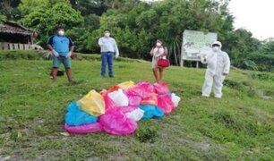 Iquitos: donan 765 paquetes de víveres a familias vulnerables en el marco del estado de emergencia