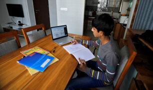 Aspec sobre colegios privados: 90% de padres están insatisfechos con clases virtuales
