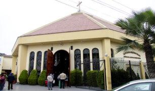 Arzobispado reitera que no se pueden celebrar misas en Iglesias para evitar contagios