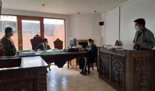 Cusco: dictan 9 meses de prisión preventiva para sujeto que intentó abusar de niña