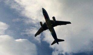 Alrededor de 400 personas fueran repatriadas a Canadá el séptimo vuelo humanitario