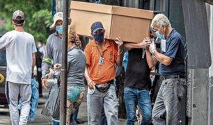 Coronavirus en Ecuador: provincia de Guayas registrase un desfase de 5,700 fallecidos