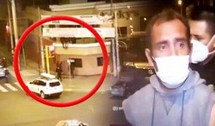 Capturan a delincuentes que entraron a robar a una pollería en La Victoria
