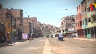 """""""La Parada"""": sin ambulantes y limpia por día"""