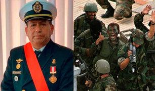 Homenaje a héroe de la operación Chavín de Huántar fallecido por Covi-19