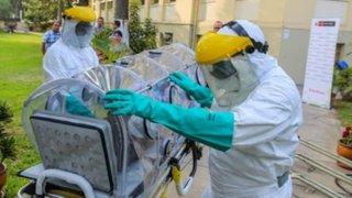 Surco: cadáver hallado en la vía pública era de un paciente con coronavirus