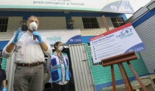 Jorge Muñoz: dos serenos del Municipio de Lima dieron positivo a prueba del Covid-19