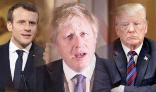 Reino Unido se une a Estados Unidos y Francia para pedir explicaciones a China sobre la pandemia