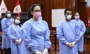 30 médicos cubanos y venezolanos se suman a la lucha contra el COVID-19 en Perú