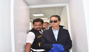 Caso Jaime Yoshiyama: audiencia que evaluará variación de prisión preventiva será este 22 de abril