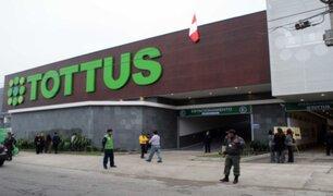 Tottus confirmó la muerte de su primer trabajador por COVID-19