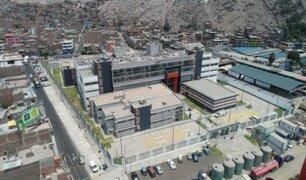 Nuevo hospital de Ate: Contraloría halló deficiencias en atención de pacientes con COVID-19