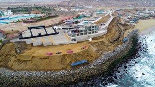 Punta Rocas: centro deportivo de surf será destinado a lucha contra el Covid-19