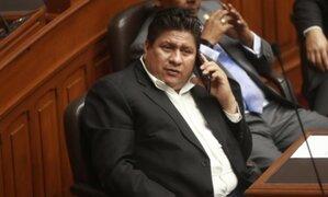Susalud investigará muerte de excongresista Glider Ushñahua