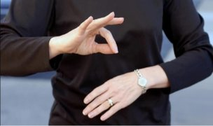 Voluntariado COVID-19: Líderes sordos crean vocabulario médico en lenguaje  de señas
