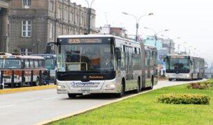 Protransporte anuncia nuevas rutas hacia hospitales que atienden a pacientes con coronavirus