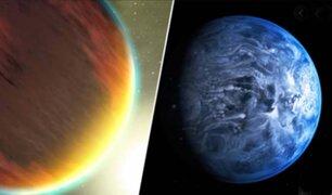 La NASA descubre un planeta similar a la Tierra a 300 años luz de distancia