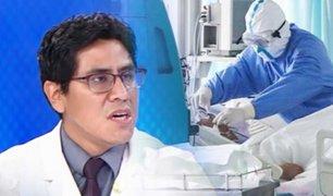 """Dr. Juan Astuvilca: """"Las cifras oficiales no son las reales"""""""