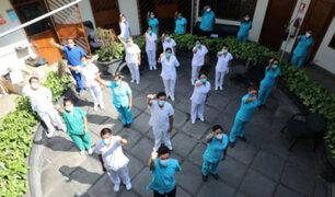 Covid-19 en Perú: recién egresados de medicina se unirán a lucha contra pandemia