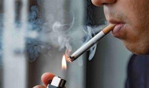 España: humo de tabaco también sería transmisor del coronavirus