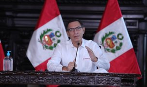 Gobierno pide castigo ejemplar para casos de corrupción en plena emergencia nacional