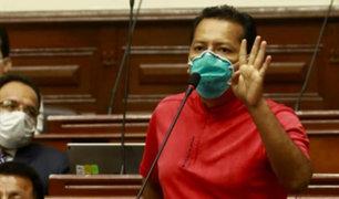 Congresista Posemoscrowte Chagua de UPP da positivo al coronavirus