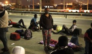 40 mil personas en todo el país buscan ingresar o salir de Lima