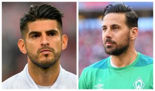 """Carlos Zambrano sobre Claudio Pizarro: """"Es el jugador más clave para nosotros"""""""