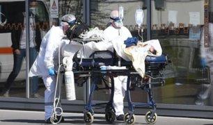 Francia es el cuarto país del mundo que más fallecidos por COVID-19 registra