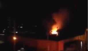 Chiclayo: internos de centro juvenil realizaron un motín