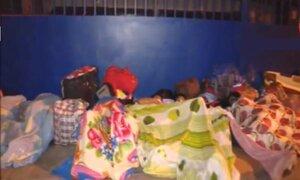 Más de 400 personas que intentan retornar a sus regiones pernoctan en terminal terrestre
