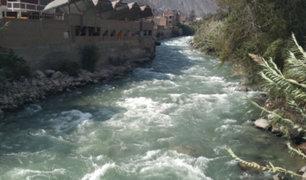 Sedapal: río Rímac registró 90% menos de arrojo de basura y desperdicios