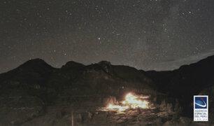 Lluvia de estrellas fugaces: el fenómeno que se puede ver todas las noches hasta fin de mes