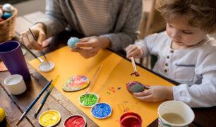Actividades para realizar con los más pequeños en casa durante la cuarentena