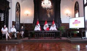 Gobierno evalúa ampliación del estado de emergencia