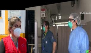 Contraloría detecta saturación de pacientes en Hospital 2 de Mayo