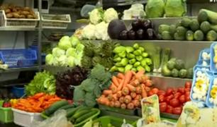 Precios de productos se mantienen estable en Mercado Mayorista