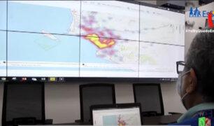 Covid-19 : EsSalud presenta 'Mapa de Calor' que permite identificar zonas con alto contagio
