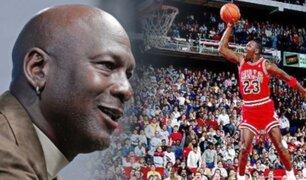 Michael Jordan hace explosivas revelaciones sobre la NBA