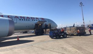 Perú logró exportar más de 30 toneladas de alimentos a Canadá en medio de la pandemia