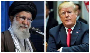 """Irán a Trump: """"En lugar de intimidar"""", deberían """"salvar"""" a su pueblo del coronavirus"""