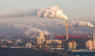 Europa registró disminución en niveles de contaminación de aire